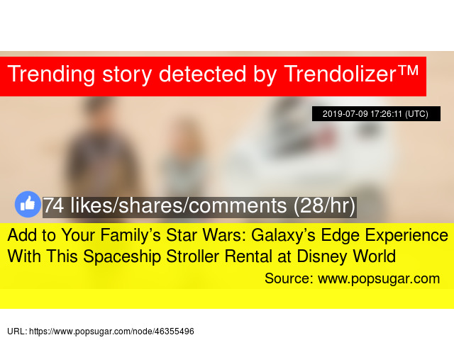Add to Your Family's Star Wars: Galaxy's Edge Experience With This